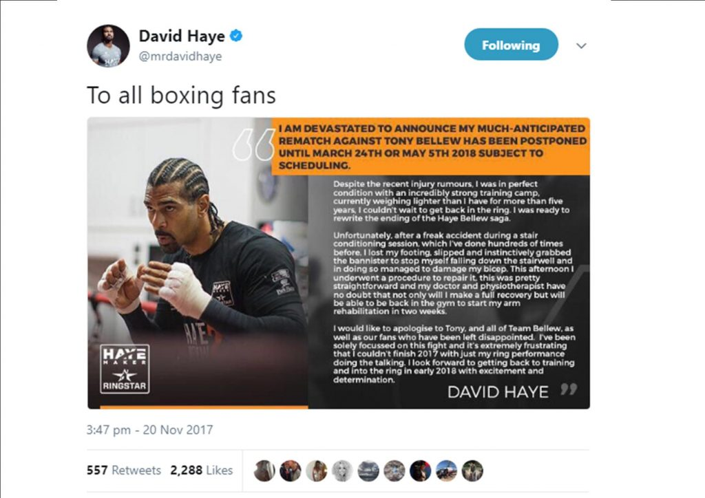 bellewhaye2 the rematch